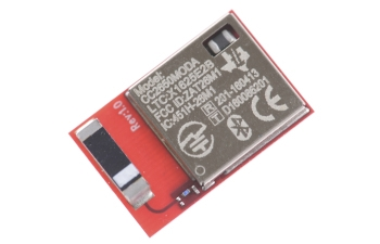 CC2650 TI SimpleLink™ Bluetooth® low energy CC2650 Module BoosterPack™ Plug-in Module