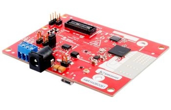 AWR1642BOOST AWR1642 Single-Chip 76-to-81GHz Automotive Radar Sensor Integrating DSP and MCU Evaluation Module