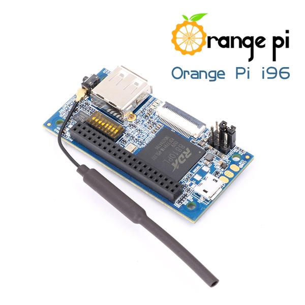 Orange Pi i96 RDA Cortex-A5 32bit 256MB LPDDR2 SDRAM