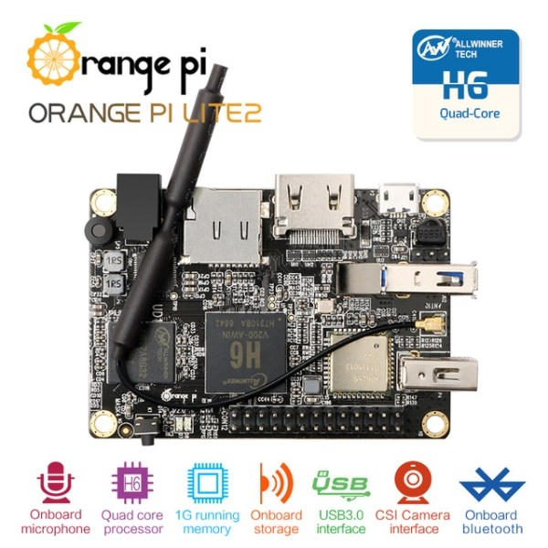 Orange Pi Lite 2