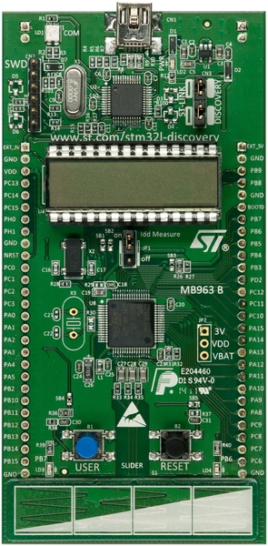 STM32L-DISCOVERY