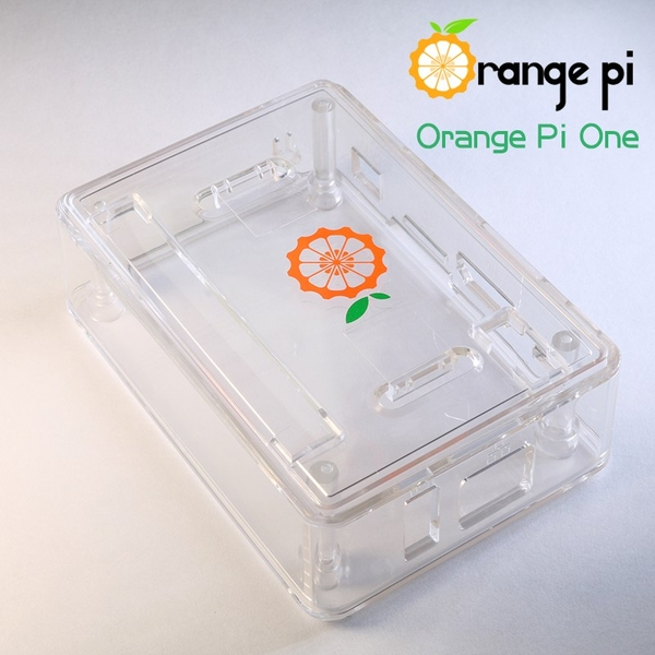 Vỏ nhựa Orange Pi One
