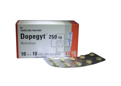 Dopegyt 250mg