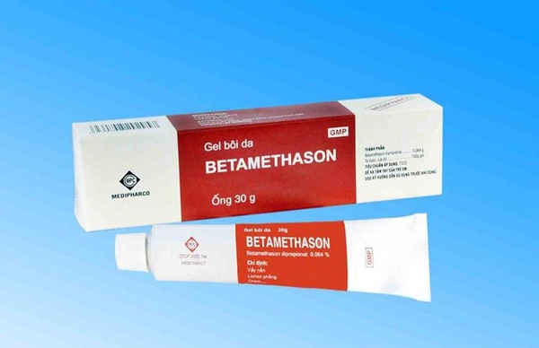 Gel Betamethason 30g
