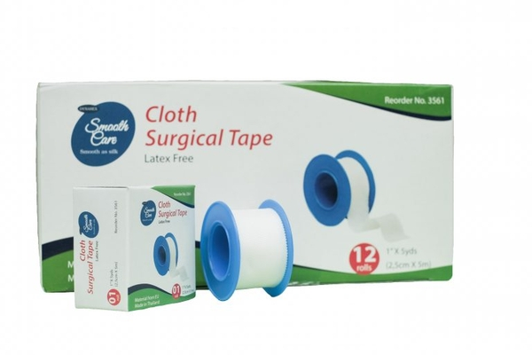 Cloth Surgical Tape 2.5cmx 5m