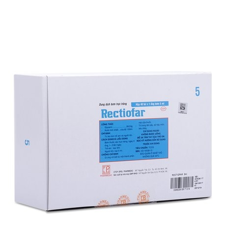 Rectiofar 5Ml