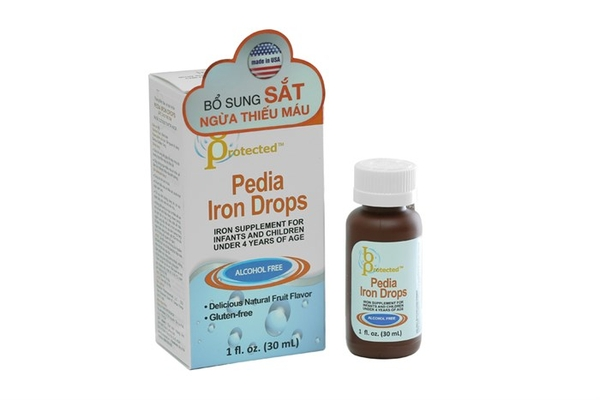 Pedia Iron Drops 30ml