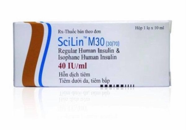Scilin M30  40IU/ml 10ml