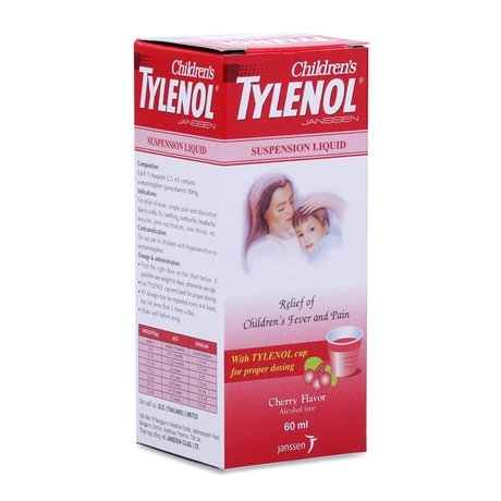 Tylenol Childrens (60ml)