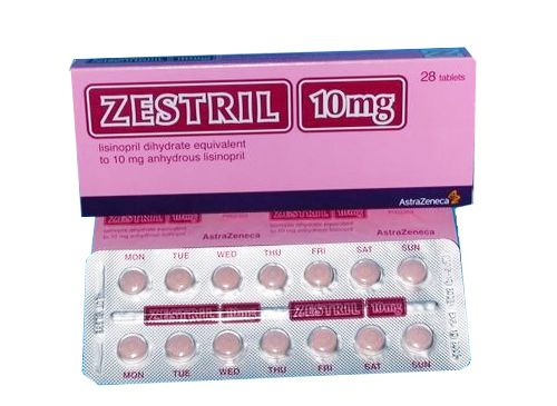Zestril 10Mg