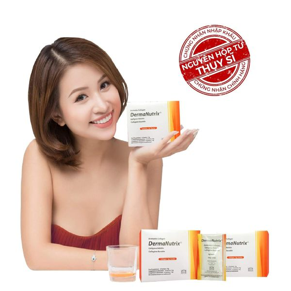 Collagen Thụy Sĩ DermaNutrix