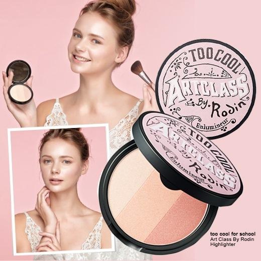 TCFS - Phấn Bắt Sáng - Highlighter ARTCLASS BeeTee Beauty