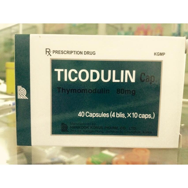 ticodulin-80mg