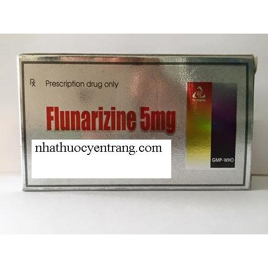 flunarizine-5mg