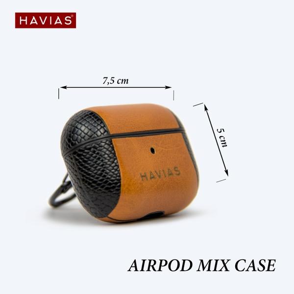 Bao da Airpods Mix Pro HAVIAS