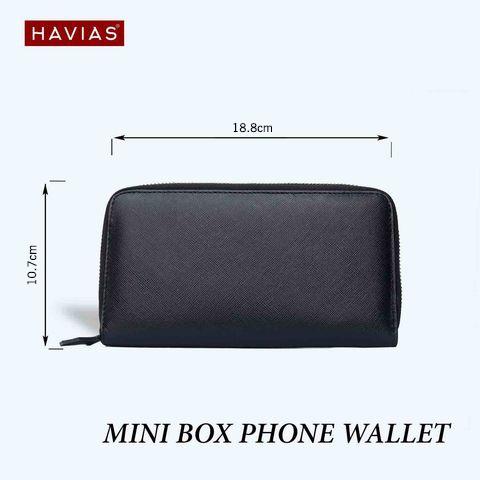 Ví dài Mini BOX Phone HAVIAS