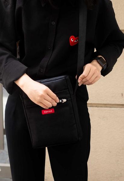 Túi Grand Mini Oxford HAVIAS đen