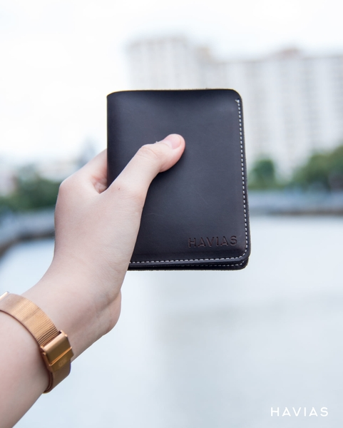 vi-da-that-VAMI-Havias-wallet nâu đen