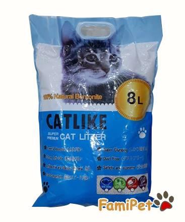 Cát Vệ Sinh Catlike Hương Hoa Hồng