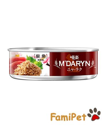 Thức Ăn Ướt Cho Mèo Mdaryn Vị Cá Ngừ Và Katsuoboshi