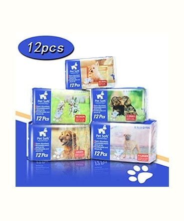 Bỉm Cho Chó Pet Soft Disposable Diaper