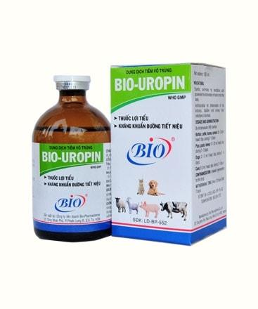 Thuốc Lợi Tiểu Kháng Khuẩn Đường Tiết Niệu Bio Uropin