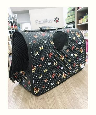 Túi Vận Chuyển Chó Mèo Nylon Hình Bướm