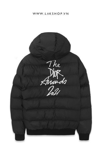 Áo The Dior Awards 2021 Logo Puffer Jacket ds10
