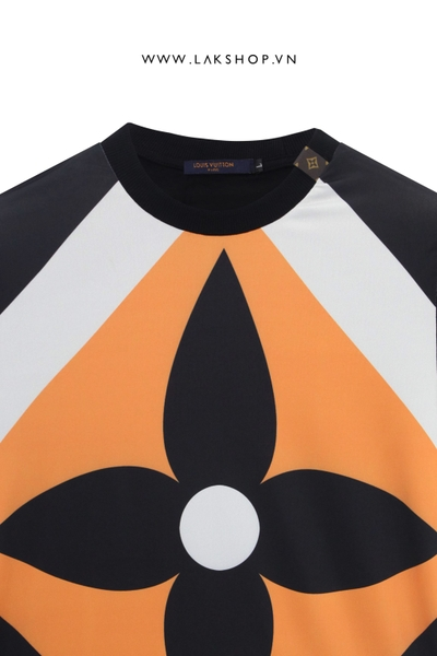 Louis Vuitton Game On Giant Monogram Flower T-Shirt