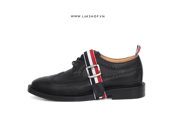 Thom Browne Straped Brogues Derby Shoes
