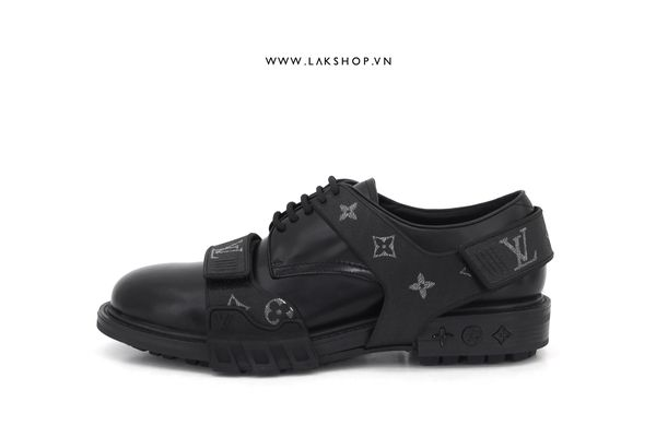 Louis Vuitton LV Derby Harness Derby in Black