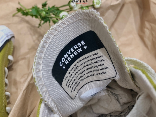 Giày Converse Chuck Taylor All Star Renew Canvas - 166373C
