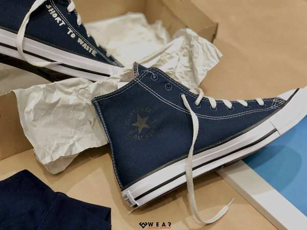 Giày Converse Chuck Taylor All Star Renew Canvas - 166372C