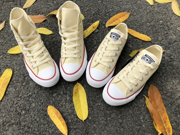 Giày Converse Chuck Taylor All Star Classic - Cream White