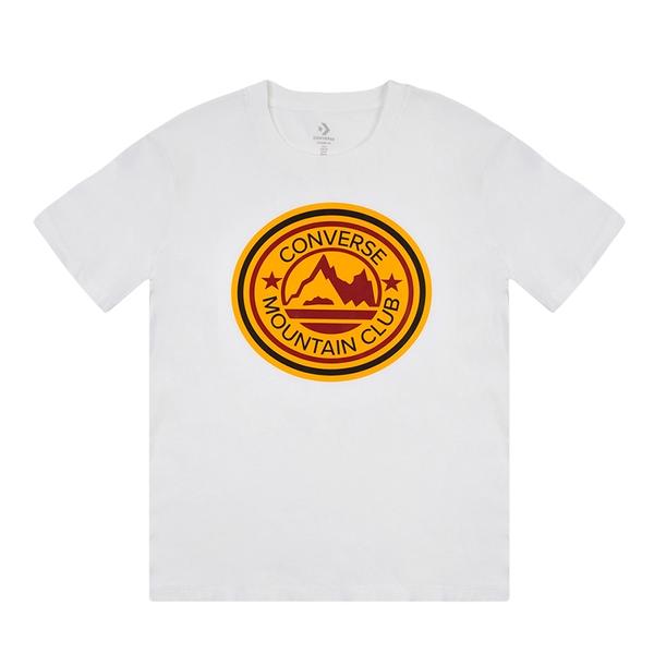 Áo Converse Mountain Club Patch T Shirt - White - 10018298102