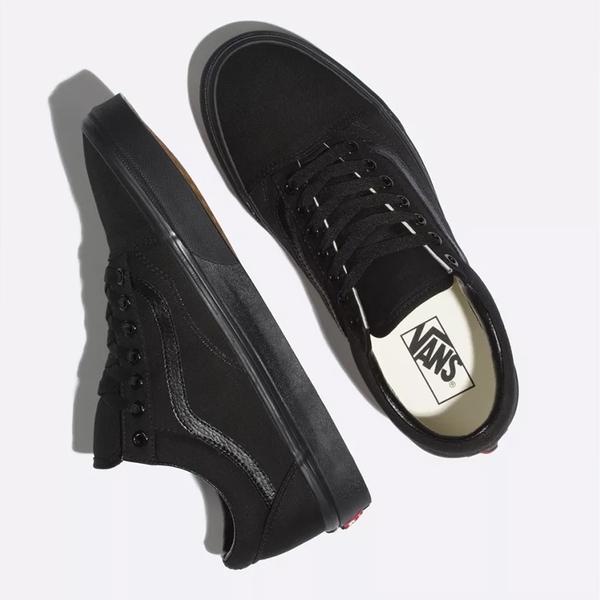 Giày Vans Old Skool All Black - VN000D3HBKA