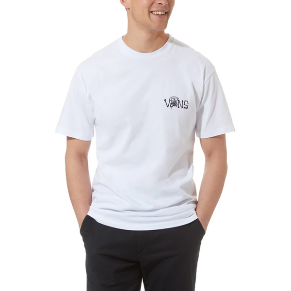 Áo Vans Early Departure T-shirt - VN0A49L1WHT