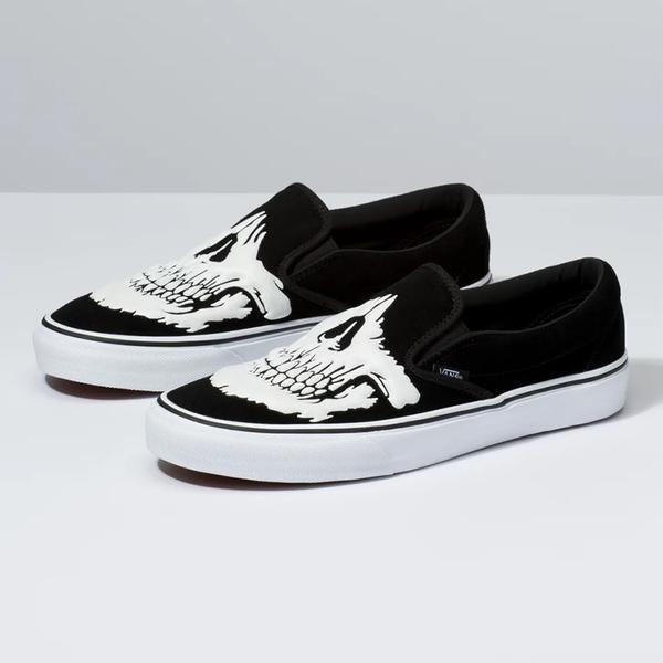 Giày Vans Slip-On Jawbones - VN0A4BV3TBQ