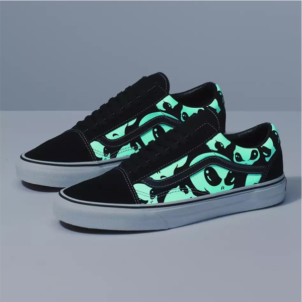 Giày Vans Old Skool Alien Ghosts - VN0A4BV5TB1