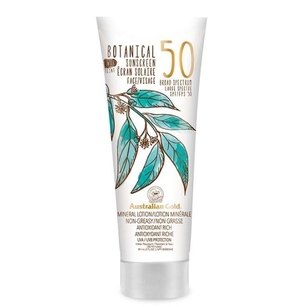 Kem chống nắng Botanical Sunscreen Tinted Face Protection SPF50
