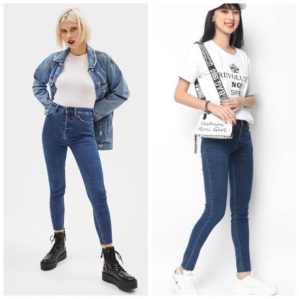 Quần Jean Top Denim
