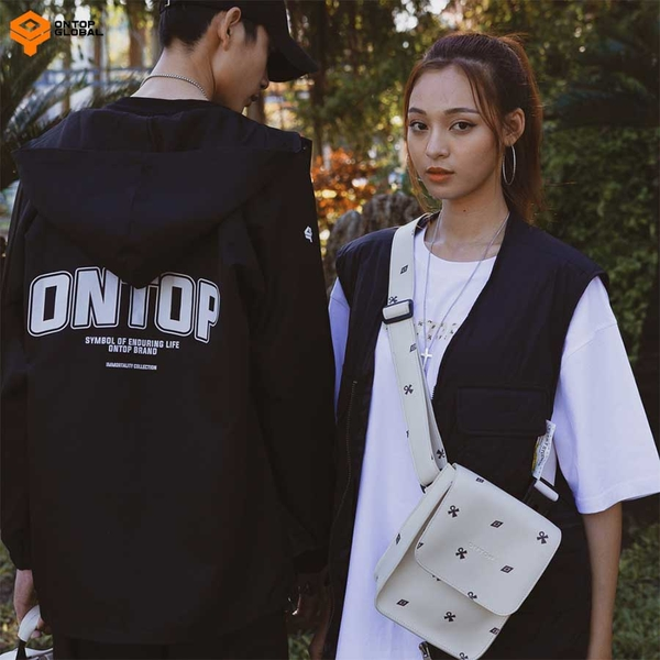 Túi đeo chéo streetwear Level Local Brand ONTOP
