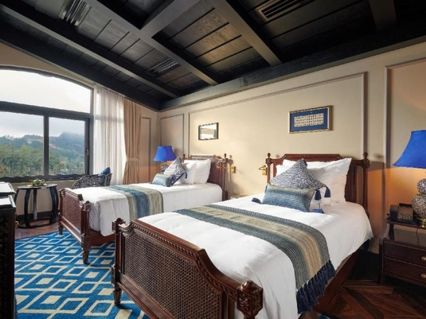 VOUCHER SILK PATH SAPA  5 * 2N1Đ