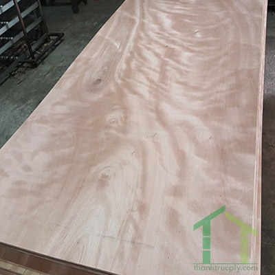Okume Plywood - Commercial Grade