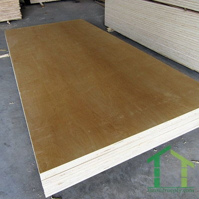 Yellow Birch - Furniture Plywood