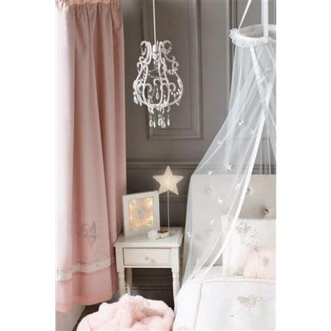 Amy Fairy Penicl Pleat Blackout Lined Curtains