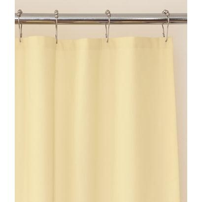 Cotton Duck Shower Curtain