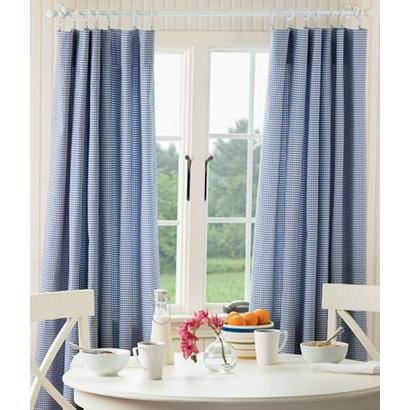 Hopscotch Rod Pocket Curtains