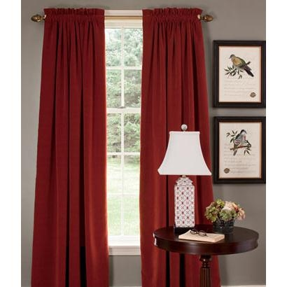 Chatham Lined Rod Pocket Curtains