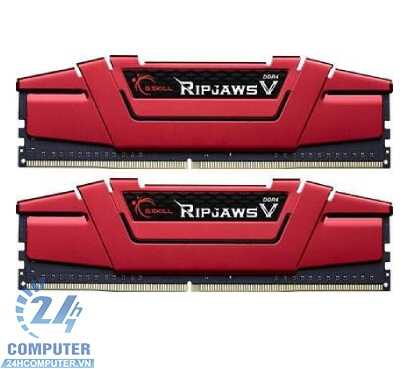 Kit Ram G.Skill RIPJAWS V-32GB (16GBx2)DDR4 2133MHz